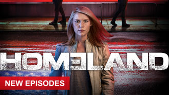 Netflix box art for Homeland - Season 6